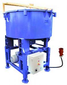 Agritrend 3-phase pan mixer three-phase pan mixer.