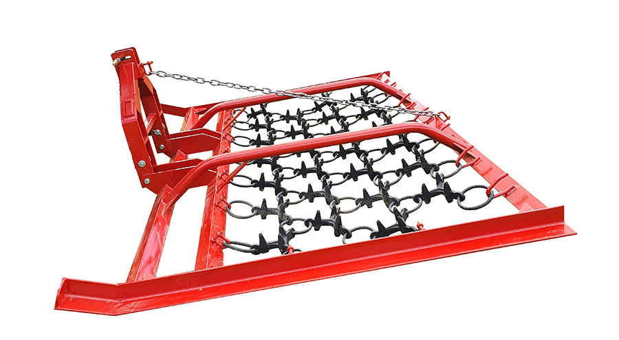 Chain Harrow for Compact Tractor