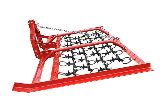 Chain Harrow for Compact Tractor